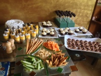 entres and desserts